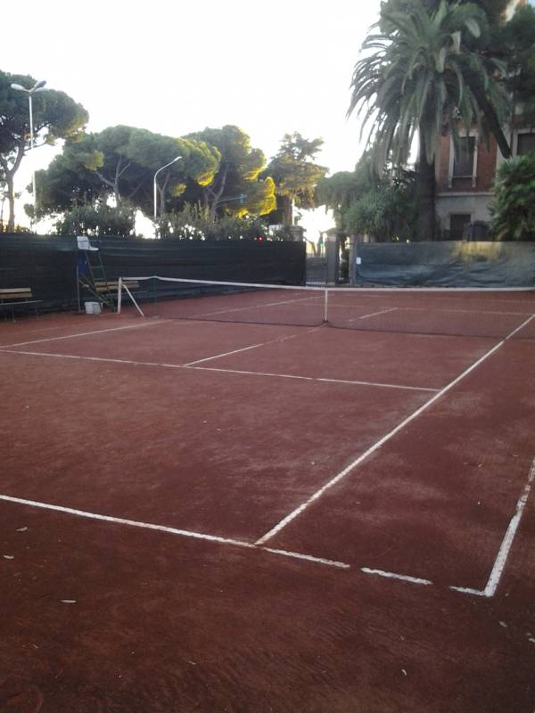 Campo tennis Imperia